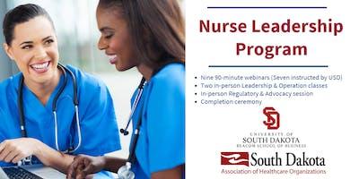 South Dakota Nurse Leadership Program