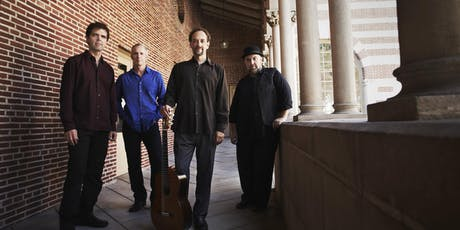 A Concert with Conversation: Los Angeles Guitar Quartet tickets