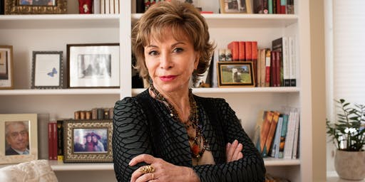 An Evening with Isabel Allende