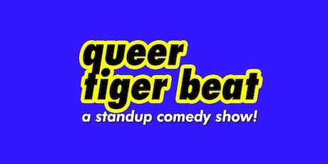 Queer Tiger Beat @ Henrietta Hudson tickets