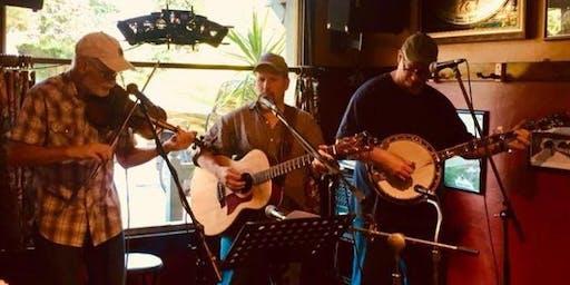 The Lost Boys Trio!  Live Bluegrass