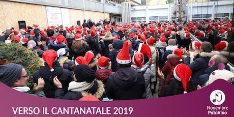 Verso il Cantanatale 2019: le storie, la musica, i protagonisti biglietti