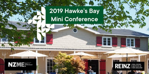 2019 Hawke's Bay Mini Conference for REINZ members