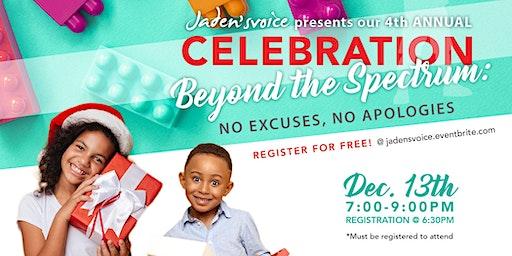 4th Annual Celebration Beyond The Spectrum 2019