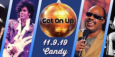 GET on UP - Funky Four Fathers Jan 11 at Candy 9-2am