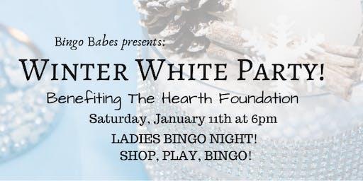 Ladies Winter White Bingo Night!
