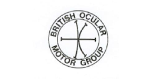 28th British Ocular Motor Group meeting
