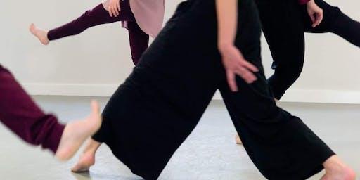 Cambridge Contemporary Dance Winter Sessions