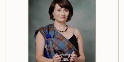 UPDATED Date! Scotch Whiskys of Master Blender Dr. Rachel Barrie Seminar
