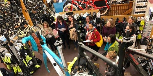 Women's Event at Belmont Wheelworks