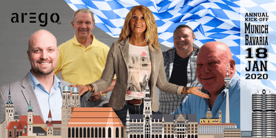 AregoLife Europe 2020 - Annual Kick-Off / Jahresauftakt
