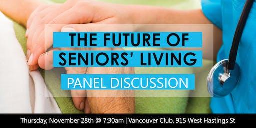 The Future of Seniors' Living