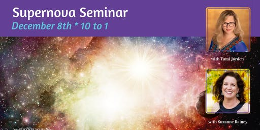 Supernova Seminar - Uplevel Your Life. Uplevel Your Business