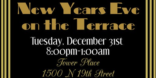 Second Annual New Years Eve on the Terrace