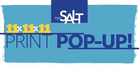 NYC Salt's 11x11x11 Pop-Up Shop - # 1 tickets