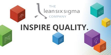The Lean Six Sigma Company - Welcome to Portugal!! tickets