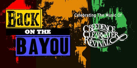 Back on the Bayou tickets