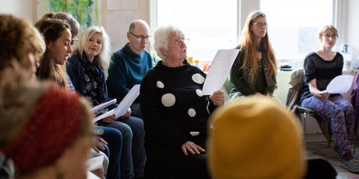 Voices of Worle at Big Worle Community Hub (Terrestrial Festival)