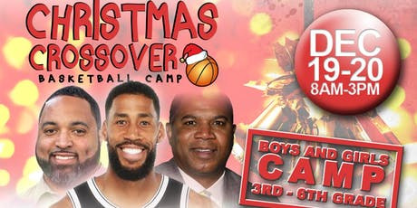 Christmas Crossover Basketball Camp tickets