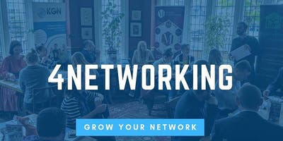Business Networking Lunch - 4Networking Didsbury