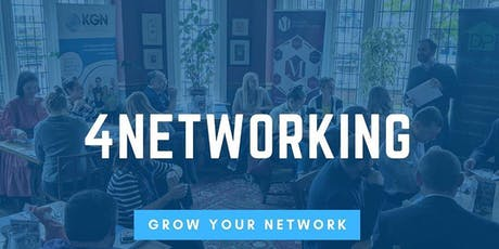 Business Networking Lunch - 4Networking Didsbury tickets