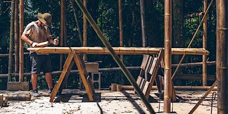 Curso Avançado em Construção com Bambu ingressos