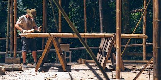 Curso Avançado em Construção com Bambu
