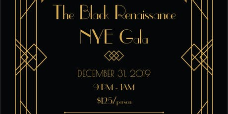 The Black Renaissance NYE Gala tickets