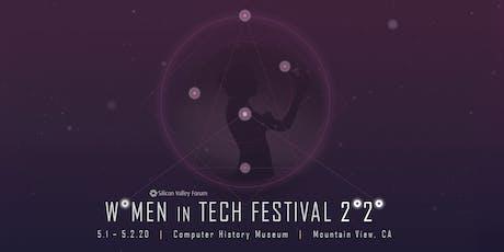 Women in Tech Festival 2020 tickets