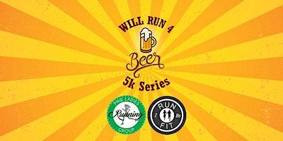Will Run for Beer 5k, June 2020