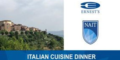 Ernest's Italian Cuisine Masi Wine Dinner tickets
