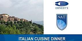 Ernest's Italian Cuisine Masi Wine Dinner
