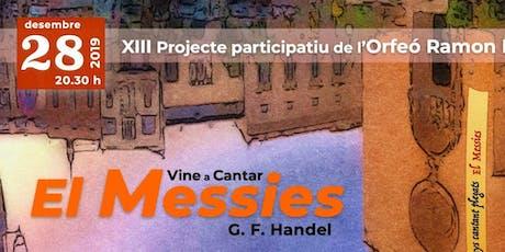 El Messies Sant Francesc Palma Mallorca 2019 entradas