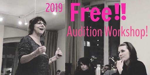 FREE Audition Workshop