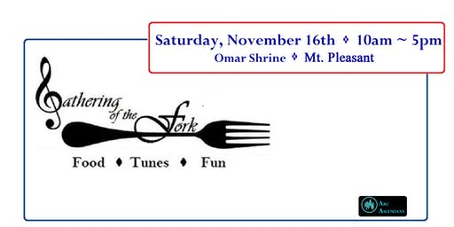Gathering of the Fork Food and Music Festival ~ Charleston