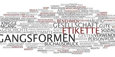 Knigge-Seminar am 13.06.2020 in Dresden