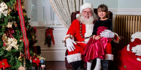 Afternoon Tea with Santa at the Pendray Tea House tickets