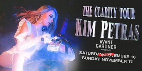 Kim Petras - The Clarity Tour (Sunday)