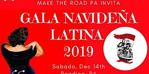 Gala Navideña Latina 2019