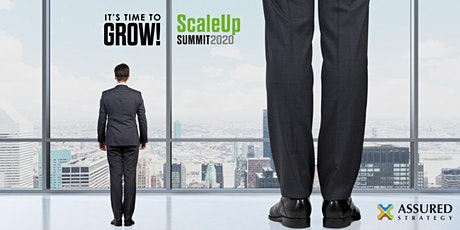 2020 Spring ScaleUp Summit | OUTLEARN YOUR FEARS tickets