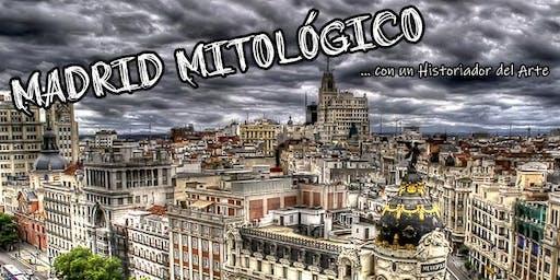 Free Tour- Madrid Mitológico con un Historiador del Arte