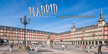 Free Tour- Madrid por un Historiador del Arte entradas