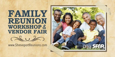 Family Reunion Workshop and Vendor Fair 2020 tickets