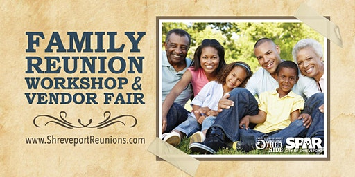 Family Reunion Workshop and Vendor Fair 2020