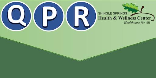 QPR (Question-Persuade-Refer) Training