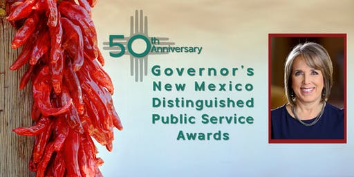 Governor's New Mexico Distinguished Public Service Awards
