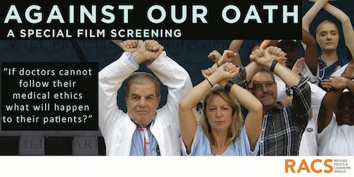 Against Our Oath: Sydney CBD Screening