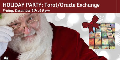 Holiday Party - Oracle & Tarot Cards