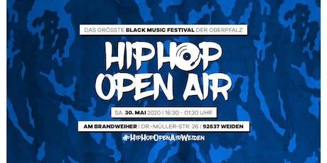 Hip Hop Open Air Weiden Tickets