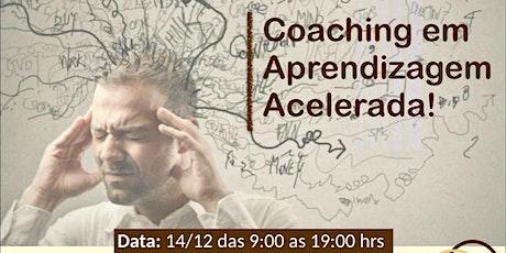 Coaching em Aprendizagem Acelerada, Memorização e Leitura Dinâmica  ingressos